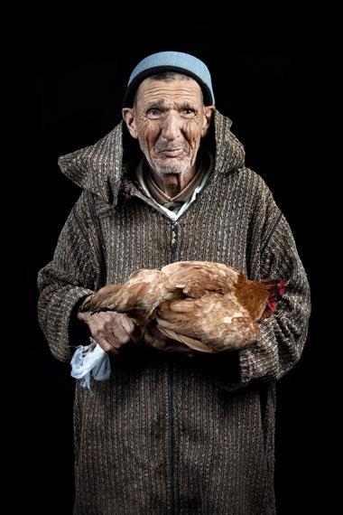 Leila Alaoui: aus der Serie 'Marocains'