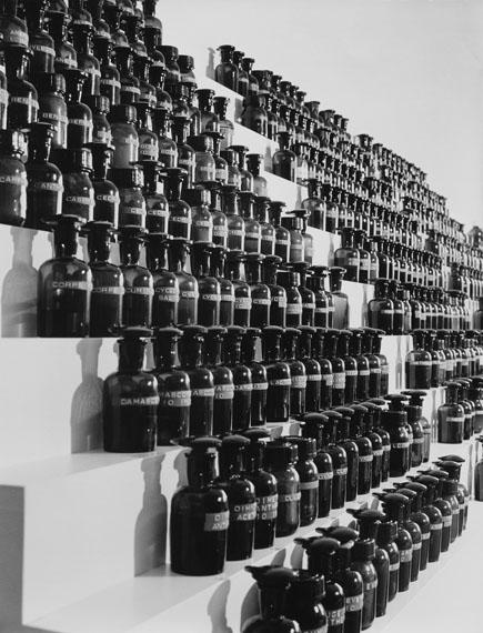 Rudolf Holtappel: Therachemie für Henkel, 1994 © Rudolf Holtappel, Nachlass LUDWIGGALERIE Schloss Oberhausen