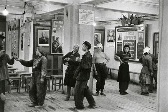 Arbeiterkantine, Moskau 1951© Henri Cartier-Bresson, Magnum Photos