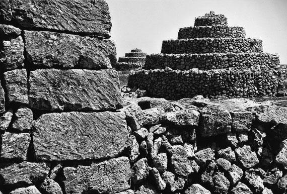 Stein auf Stein – Kragkuppelbauten