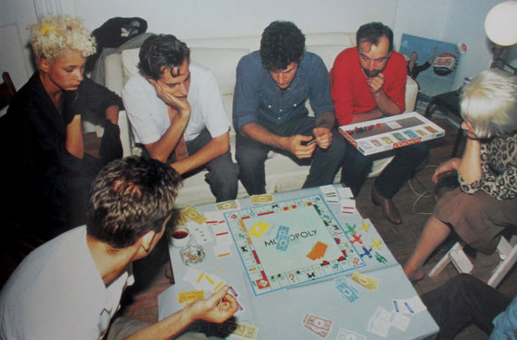 Nan Goldin, Monopoly Game, New York, 1980© Nan Goldin
