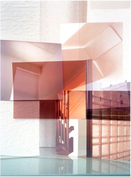 Susa Templin: Spatial Abstractions #7, 2020 © Susa Templin courtesy Dorothée Nilsson Gallery