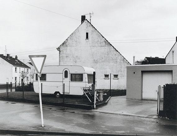 Wilhelm Schürmann: Kohlscheid, 1978, Gelatin silver printMuseum für Kunst und Gewerbe Hamburg© Wilhelm Schürmann, Herzogenrath