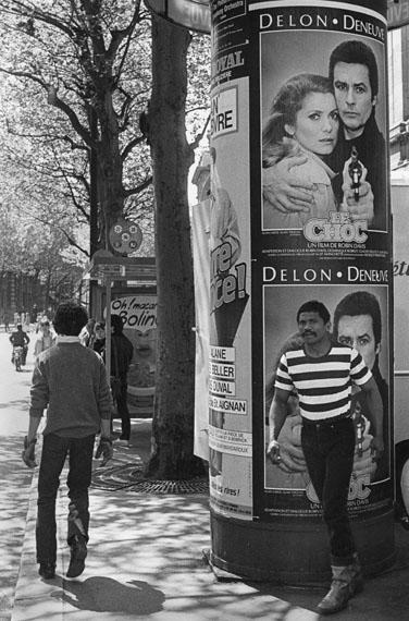 Boulevard St-Michel © Roger Melis
