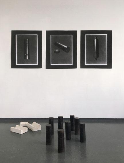 Marie Zbikowska: Kapsel, 2019/2020, Installationsansicht © Marie Zbikowska
