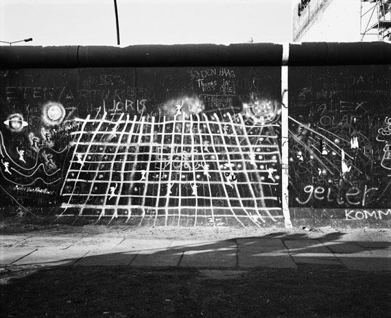 Michael Schmidt: o.T. aus Waffenruhe / Ceasefire, 1985-87Bromsilbergelatineprint, Bildmaß: 90 x 69,6 cm© Stiftung für Fotografie und Medienkunst mit Archiv Michael Schmidt