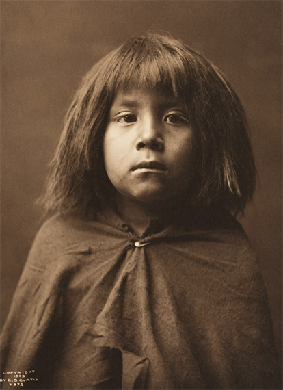 Navaho Child, 1903Vintage platinum print, mounted to board7.56 x 5.56 in. (19.2 x 14.12 cm.)Estimate: $20,000-30,000more ...