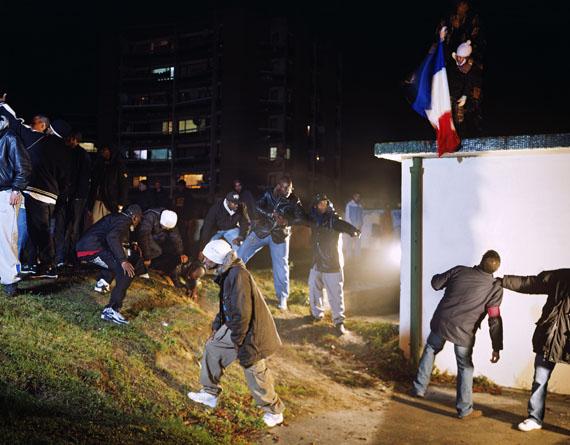 Mohamed BourouissaLa République, 2006From the series Périphérique© Mohamed BourouissaKamel Mennour, Paris & London and Blum & Poe, Los Angeles