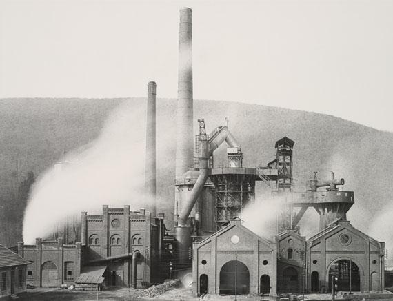 Peter Weller: Marienhütte Ironworks near Eiserfeld/Sieg, 1909–1914Courtesy Die Photographische Sammlung/SK Stiftung Kultur, Cologne in cooperation with the Siegerländer Heimat- und Geschichtsverein e.V.