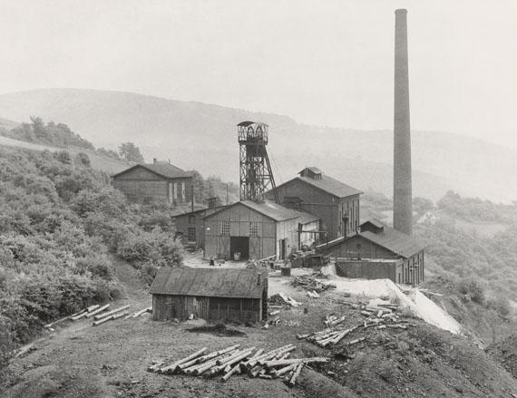 Peter Weller:  Wilhelmine Mine near Freusberg/Sieg (detail), 1903-1914Courtesy Die Photographische Sammlung/SK Stiftung Kultur, Cologne in cooperation with the Siegerländer Heimat- und Geschichtsverein e.V.