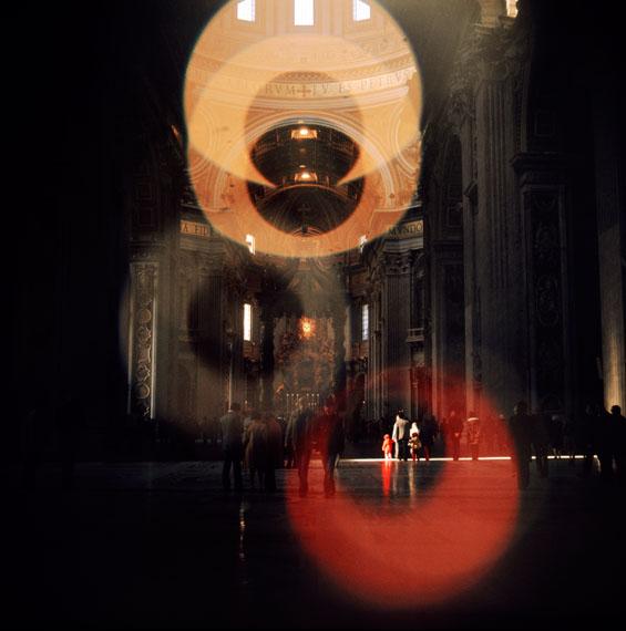 Lothar Wolleh: St. Peter, 1974, Inkjet, 100 x 100 cm © Lothar Wolleh Estate