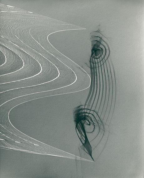Hein Gravenhorst: Lichtreflex-Transformation, 1965 © Hein Gravenhorst
