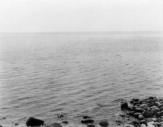 "Hildegard Ochse: o.T. ""Filicudi - Seestücke und Felsen"", 1985 © Hildegard Ochse Estate"