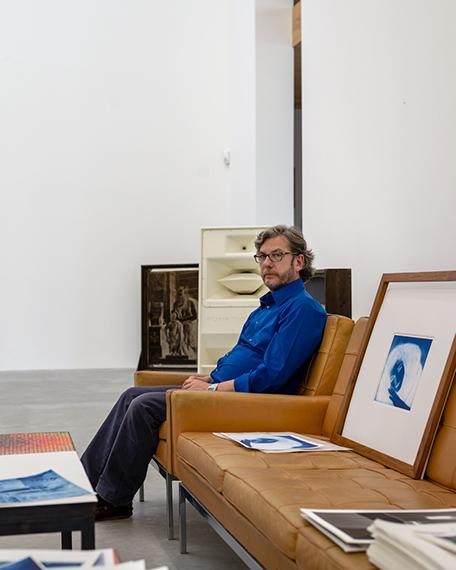 Albrecht Fuchs: Thomas Ruff, Düsseldorf © Albrecht Fuchs und VG Bild-Kunst, Bonn 2020