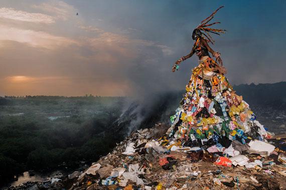 "Fabrice Monteiro: Untitled #1, 2013Aus der Serie ""The Prophecy""© Fabrice Monteiro"