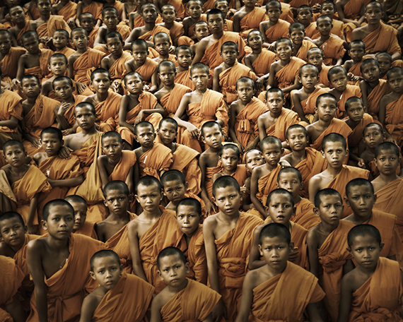 Buddhist Monks | Ganden Monastery | Tibet, 2011 © Jimmy Nelson B.V.Rabari | India, 2012 © Jimmy Nelson B.V.