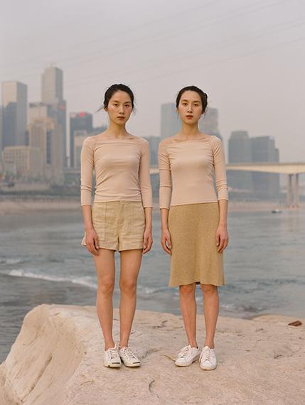 Luo Yang, Wan Ying & Xue Ying, GIRLS, 2017 © Luo Yang