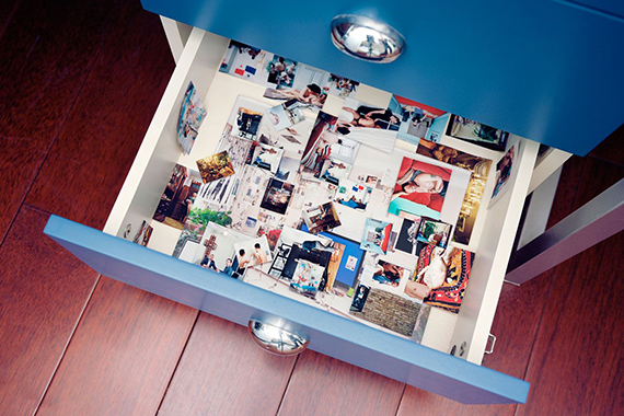 Inside of my Drawer, From the series Temporarily Censored Home, 2019 © Guanyu Xu/courtesy of the artist and Yancey Richardson Gallery and Goatai Gallery