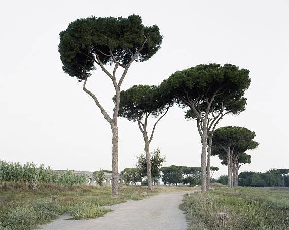 Hans-Christian Schink: Aqua Claudia, Parco degli Acquedotti (1)