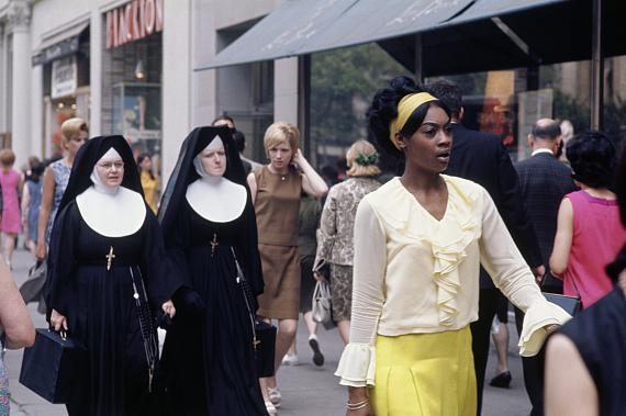 Pia Zanetti: New York, USA, 1963 © Pia Zanetti