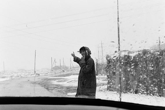 Pia Zanetti: Muynak, Usbekistan, 1999 © Pia Zanetti