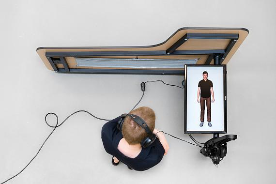 Eva & Franco Mattes: Dark Content, installation view BAK, Utrecht, 2018Photo: Tom Janssen © Eva & Franco Mattes