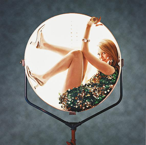 Ormond Gigli: Girl in Light, New York City, 1967Courtesy the artist & Chaussee36 photography © Ormond Gigli