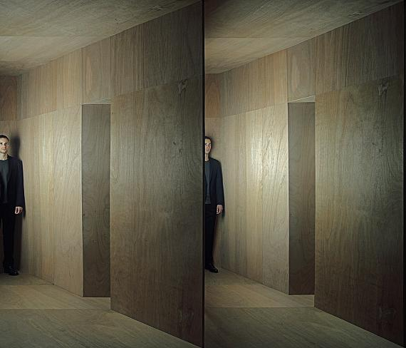 Sabine MeierAporie 3 - 1 x 2, 2020Lamda print 65 x 77,5 cm