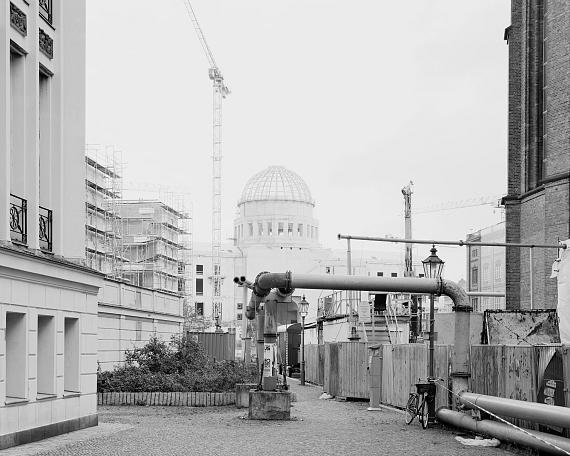 Andreas Gehrke: Am Schinkel Pavillon