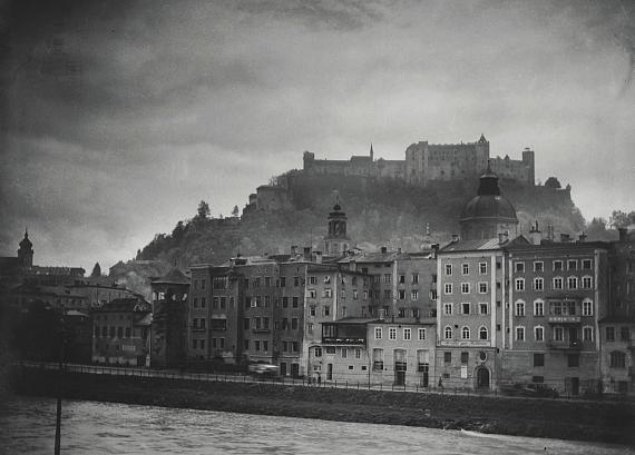 Wolf Suschitzky: Salzburg, 1959
