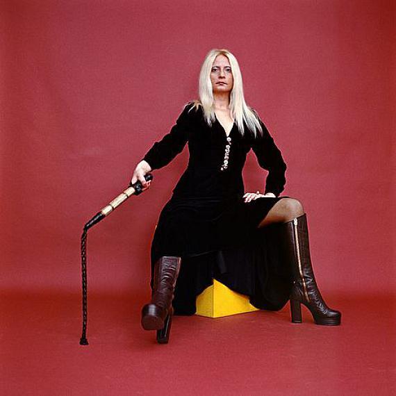 Natalia LL: Velvet Terror, 1970© Courtesy the artist and gallery Lokal_30