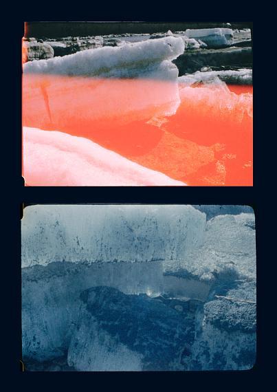 Marie Sommer: L'œil et la glace, 2021