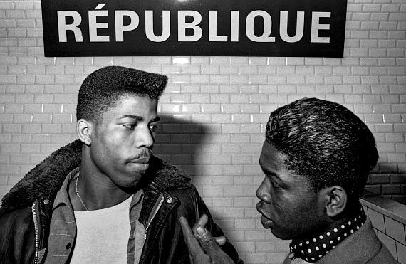 PHILIPPE CHANCELRebels, Paris 1982© Philippe Chancel / Galerie Miranda