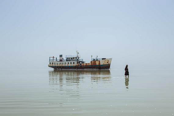 Solmaz Daryani: The Eyes of Earth (The Death of Lake Urmia), 2014 - Ongoing