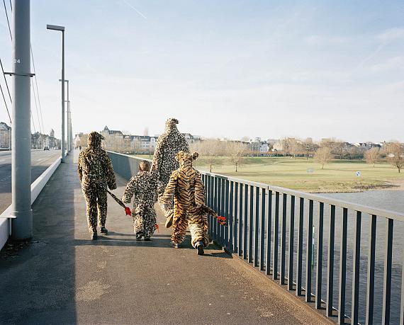 Stadt, Land, Arbeit - Zehn fotografische Positionen