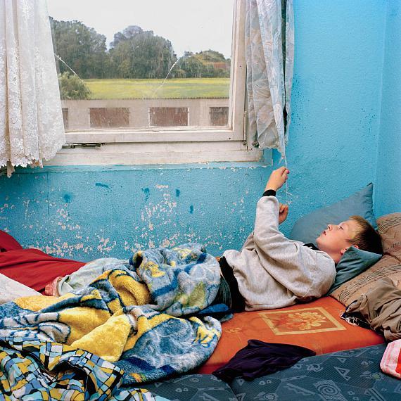 Stephanie SteinkopfAus der Serie: Manhattan — Straße der Jugend© Stephanie Steinkopf / Ostkreuz