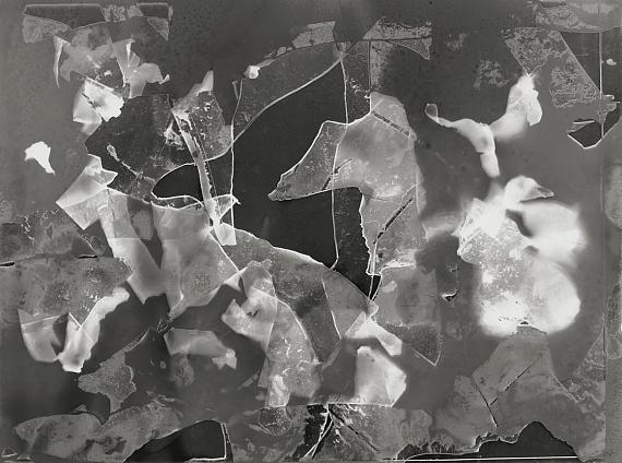 """Lot 4344 Kurt Wendlandt""""Transparente Schichten"""", 1959Unique vintage gelatin silver print"""