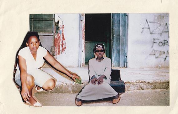 Lebogang Tlhako, from the Sibadala Sibancane series.