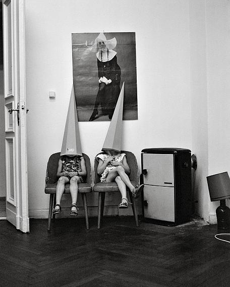 """""""Ich denke auch Familienbilder"""" © Linn Schröder"""