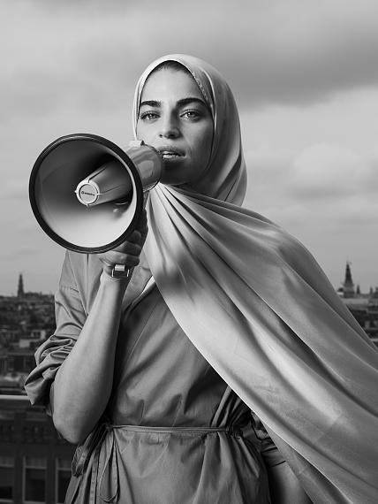 Faiza, 2020 © Robin de Puy / Courtesy The Ravestijn Gallery