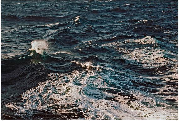 Martin Mlecko: Kap Horn Atlantik auf dem Weg von der Antarktisgischt (Seven Seas), 2001-2002