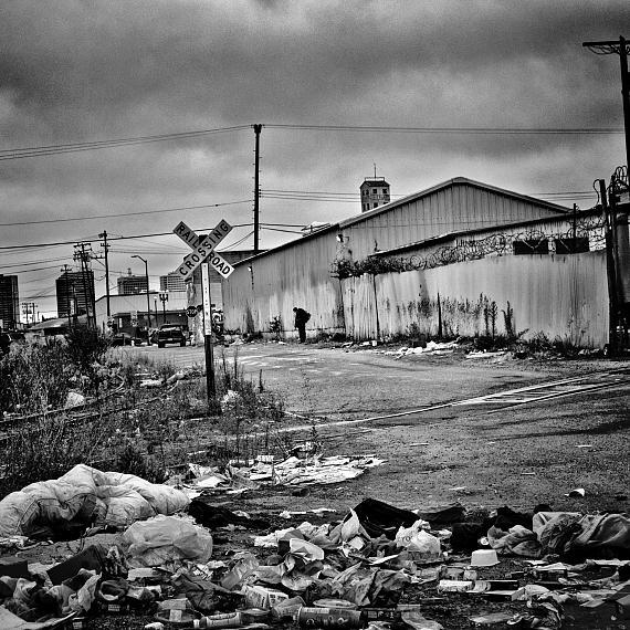 Matt Black: Oakland, California, USA, 2015 © Matt Black/Magnum Photos