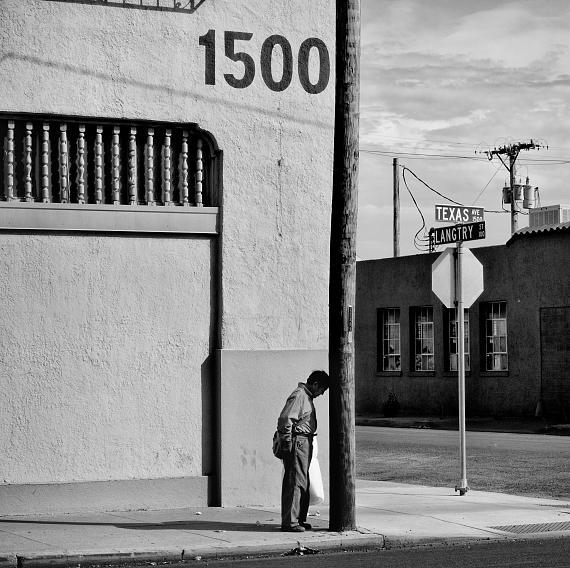 Matt Black: El Paso, Texas, USA, 2015 © Matt Black/Magnum Photos