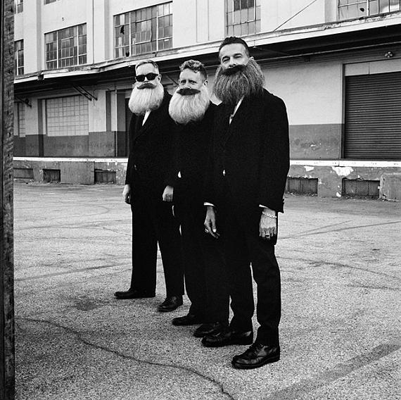 Depeche Mode, Los Angeles, 2016 © Anton Corbijn