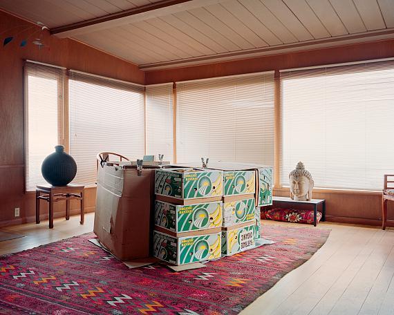 "#05 San Francisco 2017/2018, aus der Serie ""Living Room""© Jana Sophia Nolle / VG Bildkunst Bonn"