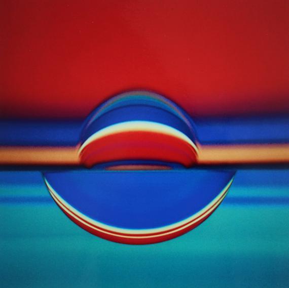 Roger Humbert: Untitled (Colour Photograph), 1972, Fine Art Print (2021), 19 x 19 cm