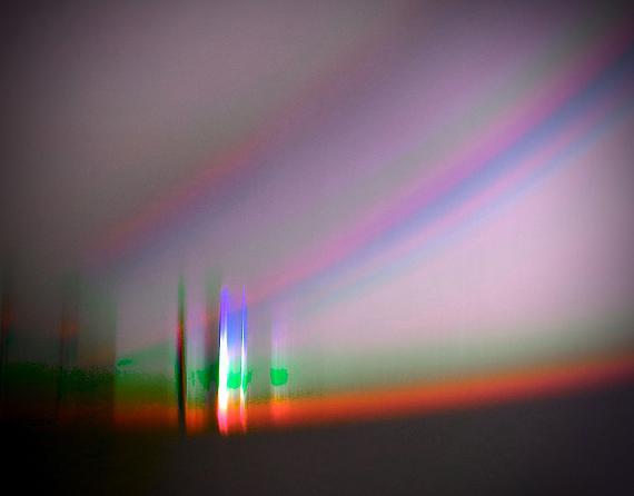 Roger Humbert: Untitled (Spectral Photography), 2013, Fine Art Print, 18,5 x 26,5 cm
