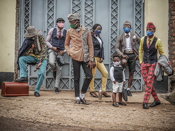 CONGO IN CONVERSATION / Photoville 2021