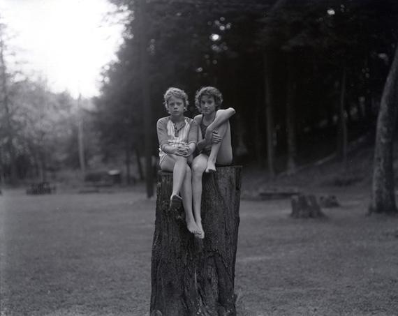 Judith Joy RossUntitled, Eurana Park, Weatherly, Pensilvania, 1982© Judith Joy Ross, courtesy Galerie Thomas Zander, Cologne