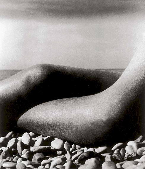 Bill BrandtNude, Baie des Anges, France, 1959Private collectionCourtesy Bill Brandt Archive and Edwynn Houk Gallery © Bill Brandt / Bill Brandt Archive Ltd.